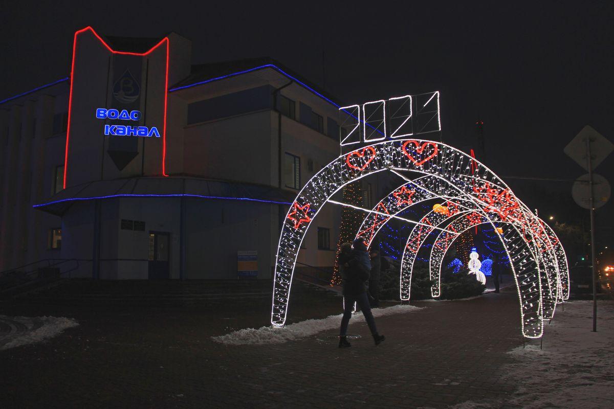 Барановичский водоканал. Фото: Никита ПЕТРОВСКИЙ