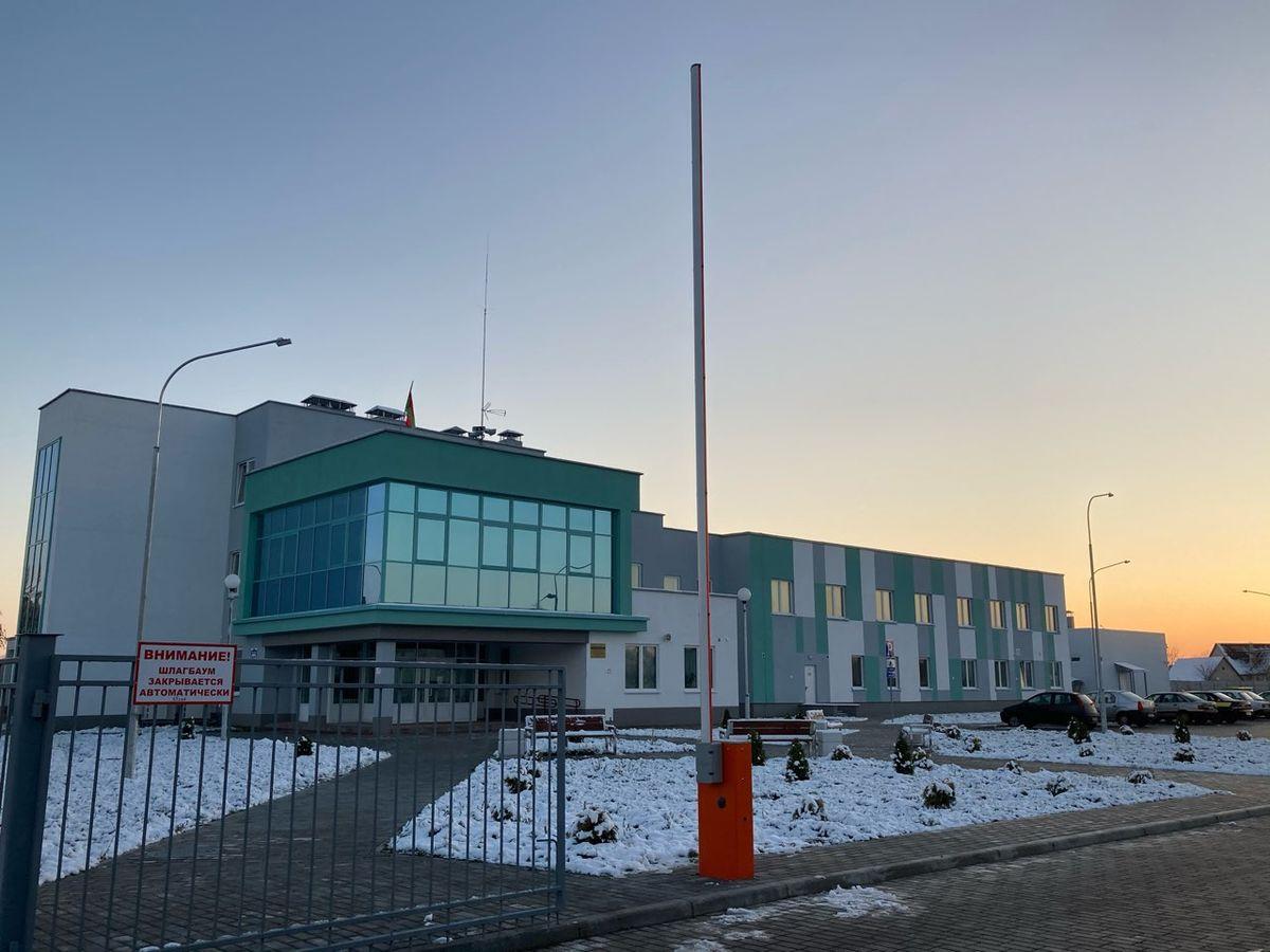 Барановичская станция скорой неотложной помощи. Фото: Диана КОСЯКИНА