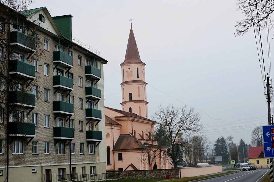 Троицкий костёл, Ружаны. Фото: Никита ПАСТУХОВ