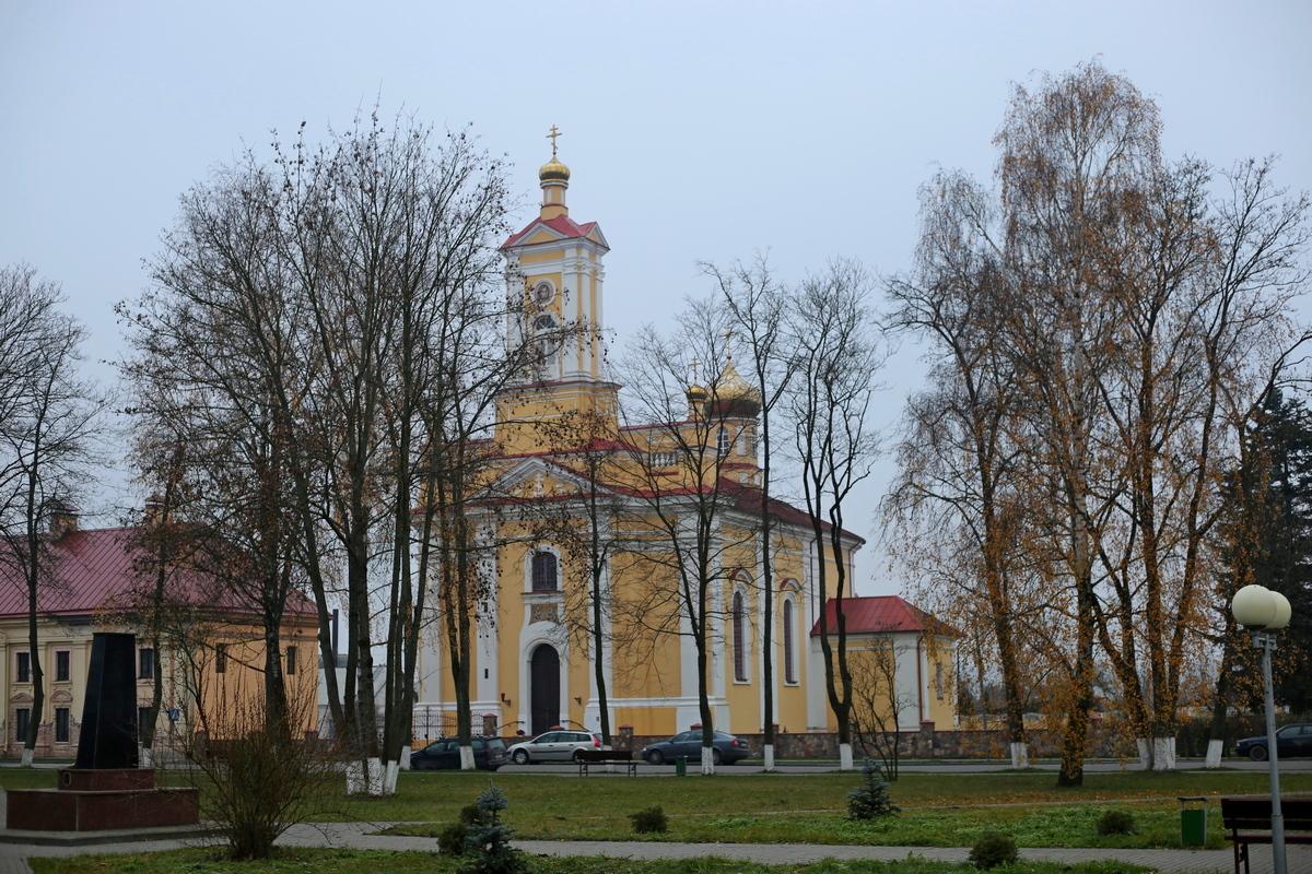 Православная церковь святых Петра и Павла. Фото: Никита ПАСТУХОВ
