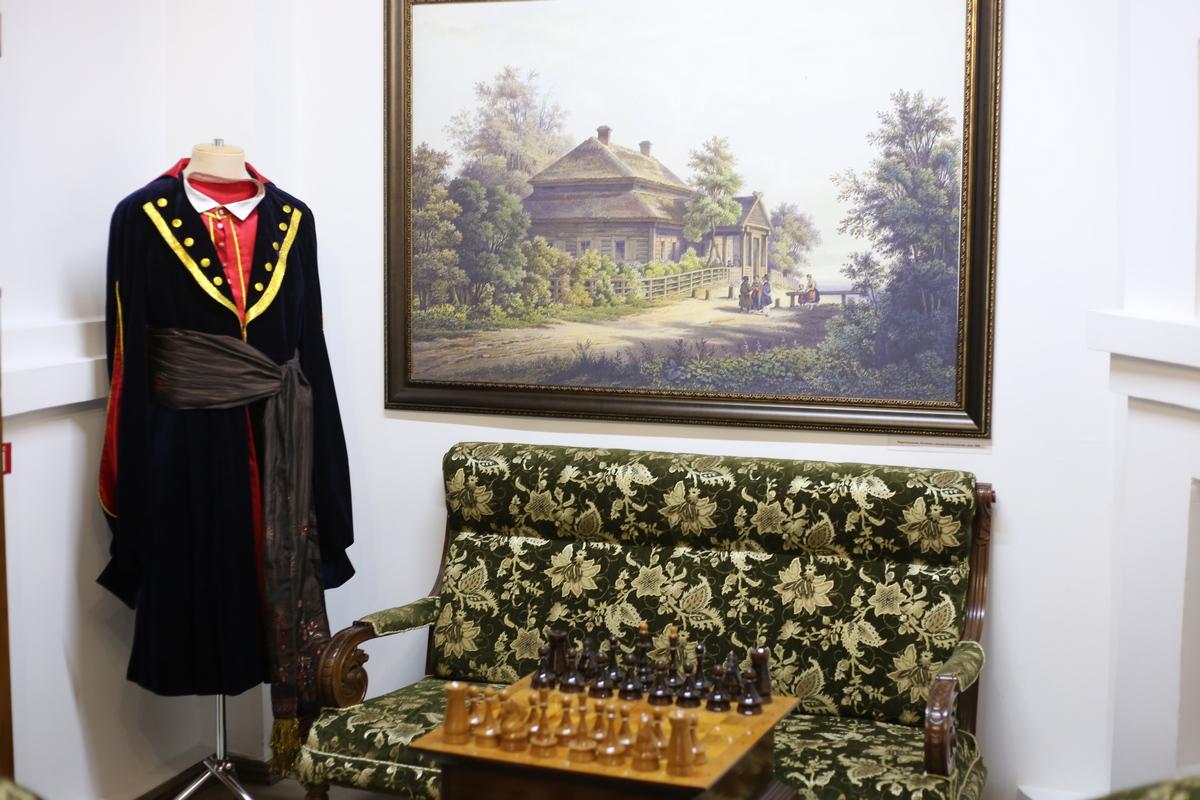 Экспозиция в музее Костюшко. Фото: Никита ПАСТУХОВ