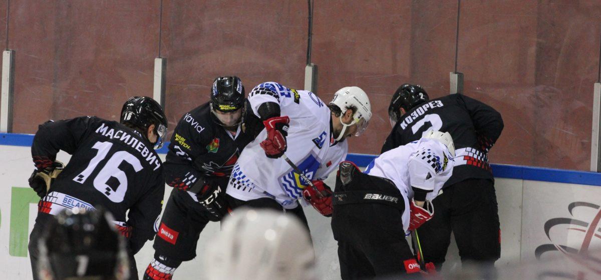 Как сыграл хоккейный «Авиатор» против одного из лидеров чемпионата?