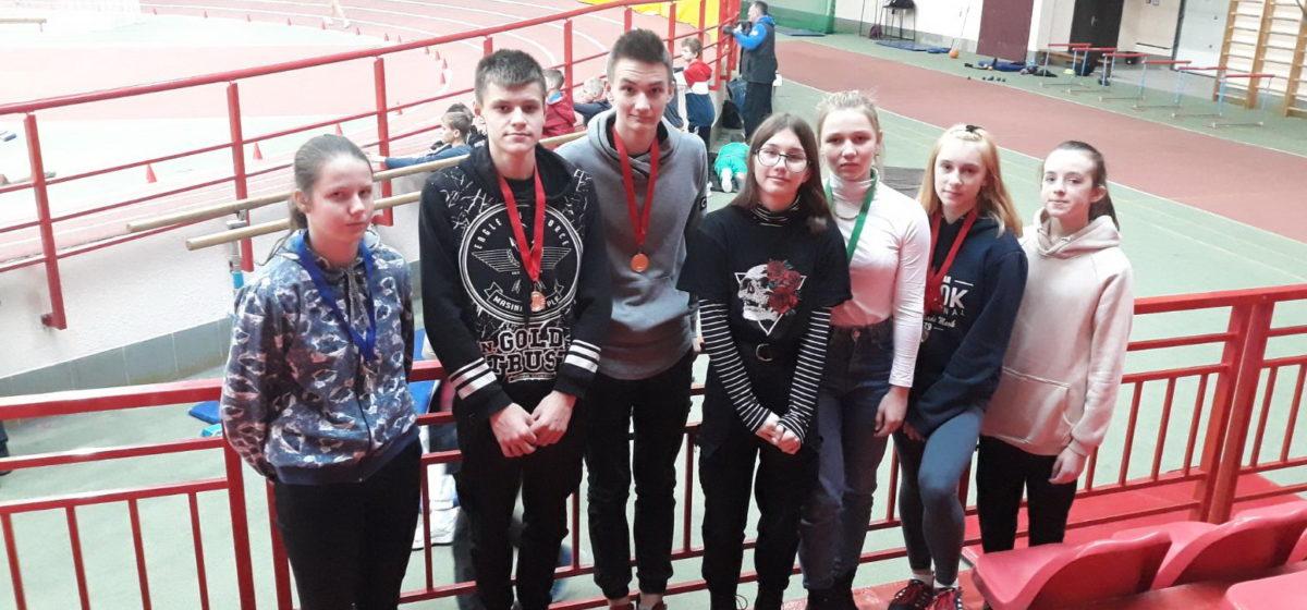 Какое место заняла команда Барановичской СДЮШОР №2 на областной Спартакиаде по легкой атлетике?