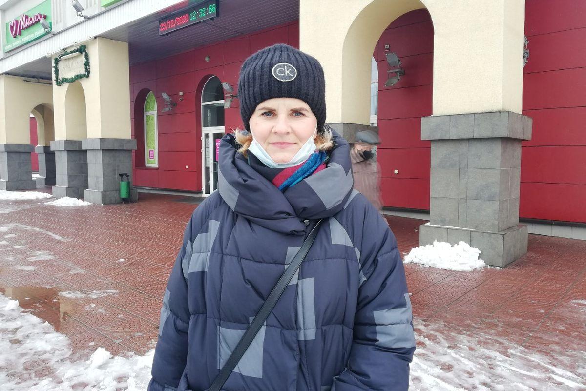Светлана правильно ответила на вопрос. Фото: Кристина СОБИНСКАЯ