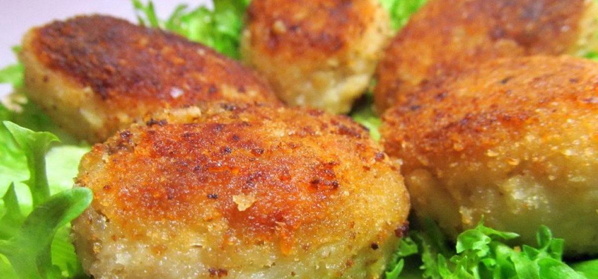Вкусно и просто. Рыбные котлетки