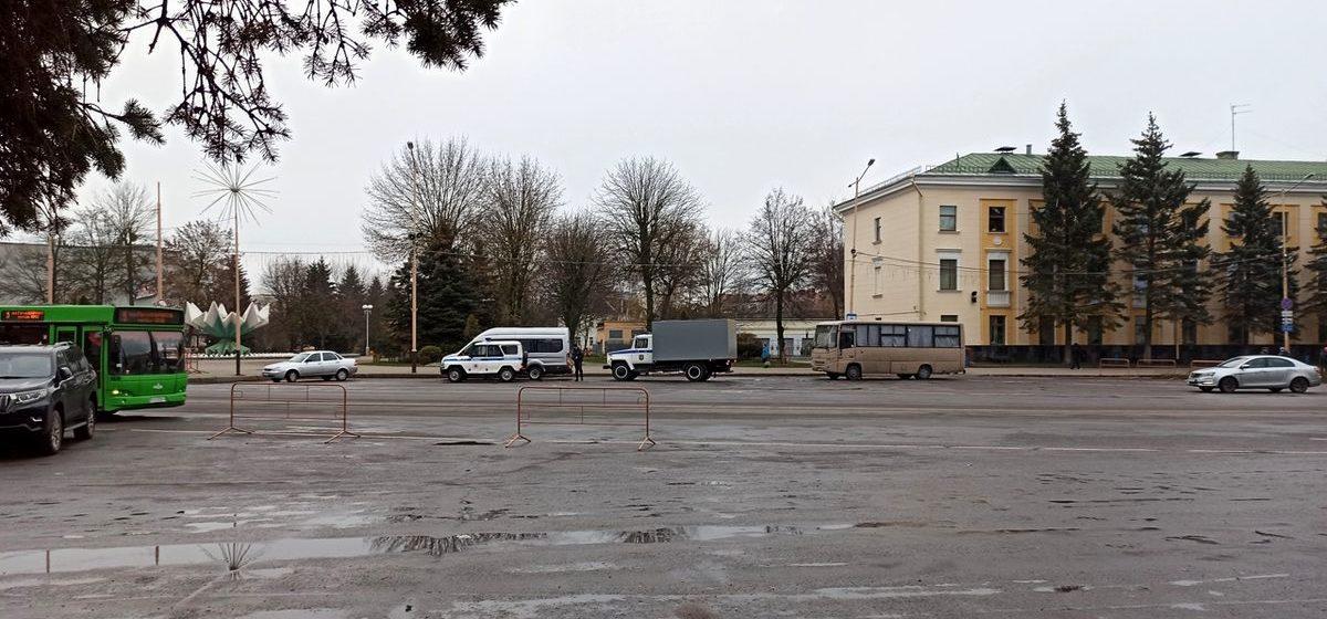 Марш воли. Что происходит в Барановичах 6 декабря?