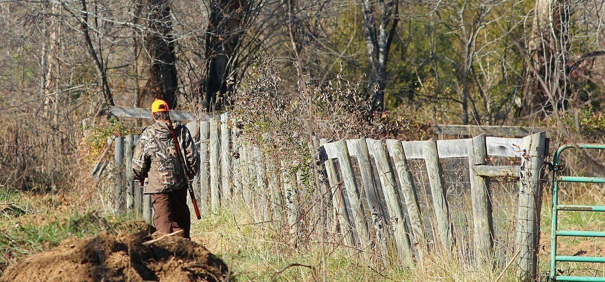 От огнестрельного ранения погиб охотник в Барановичском районе