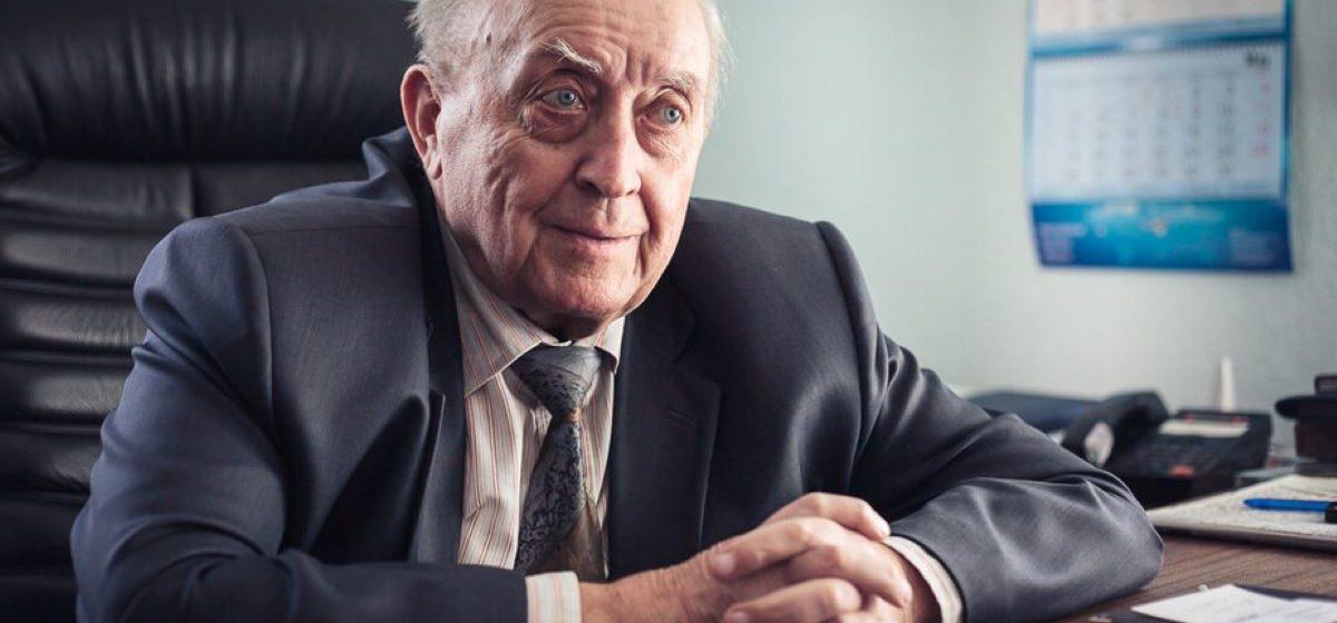 От коронавируса умер первый премьер-министр независимой Беларуси Вячеслав Кебич