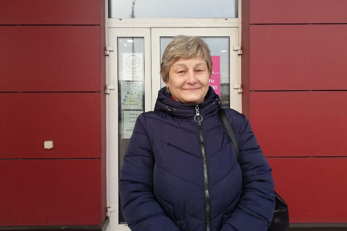 Людмила назвала не только улицу, но и дом главного героя фильма. Фото: Кристина СОБИНСКАЯ
