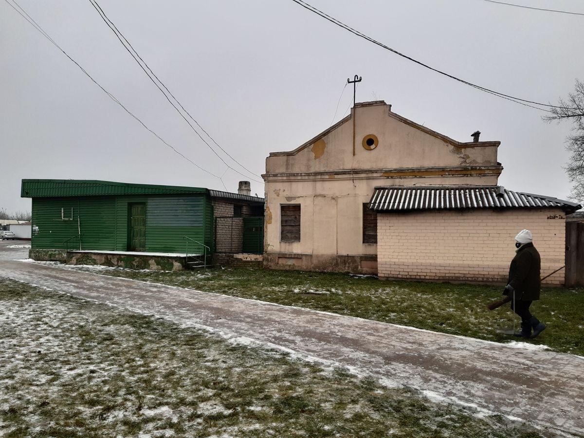 Здание на улице Фроленкова, 38А. Фото: Елена ЗЕЛЕНКО