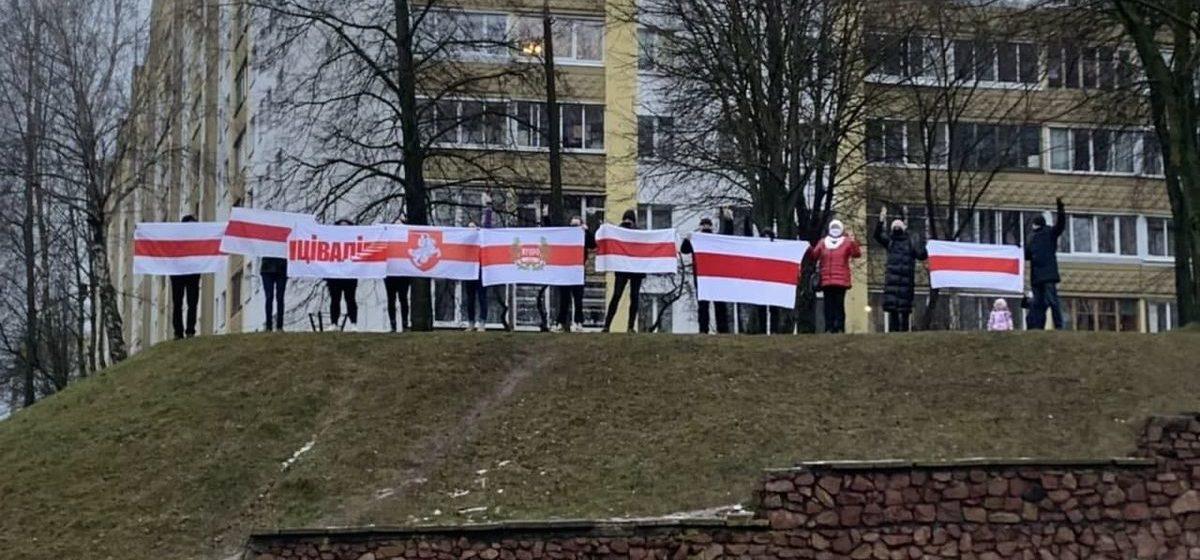 Марш народного трибунала. Что происходит в Минске 20 декабря. Онлайн