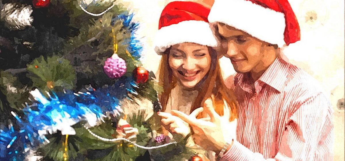 Как весело отпраздновать Новый год только вдвоем: романтические идеи