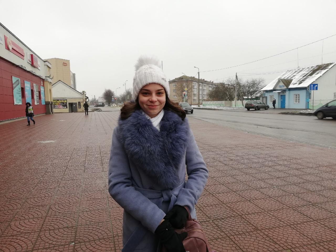 Анна. Фото: Кристина СОБИНСКАЯ