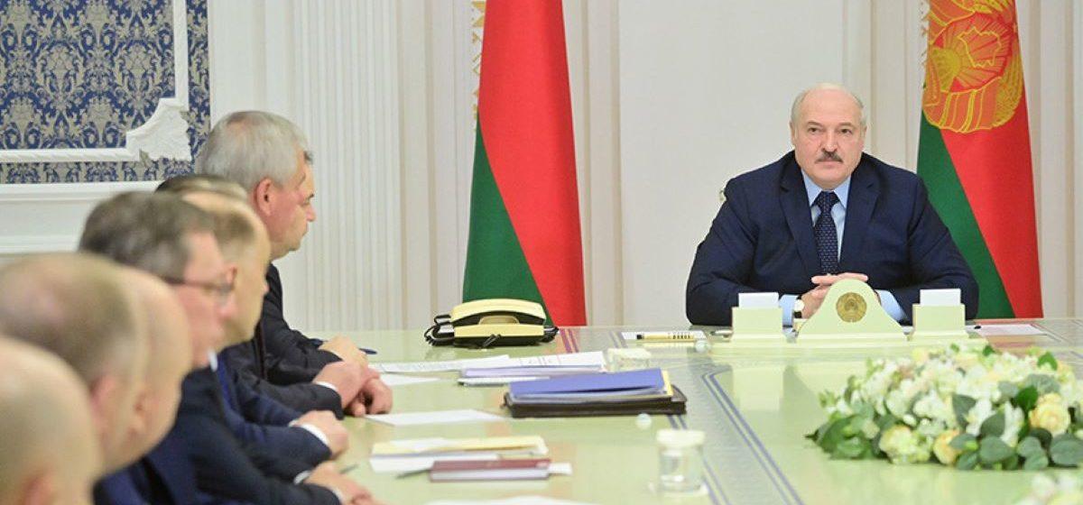 «Не надо строить иллюзии». Лукашенко рассказал, в каком случае в Беларуси возможна политическая амнистия