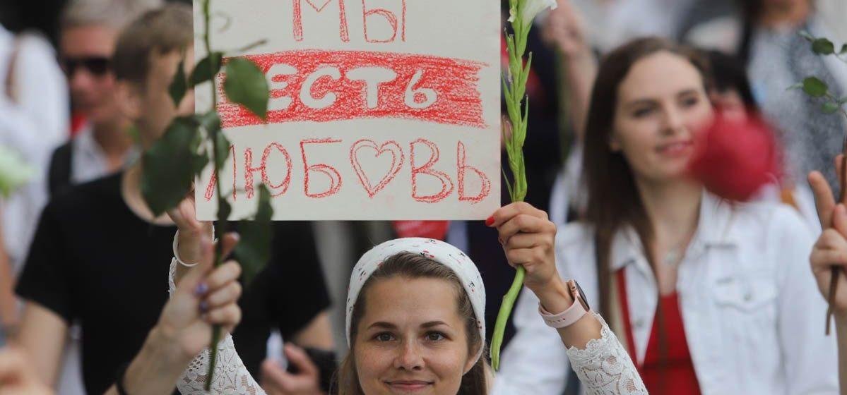 Более 6000 христиан Беларуси потребовали от властей восстановить законность в стране. Среди них — 96 священников