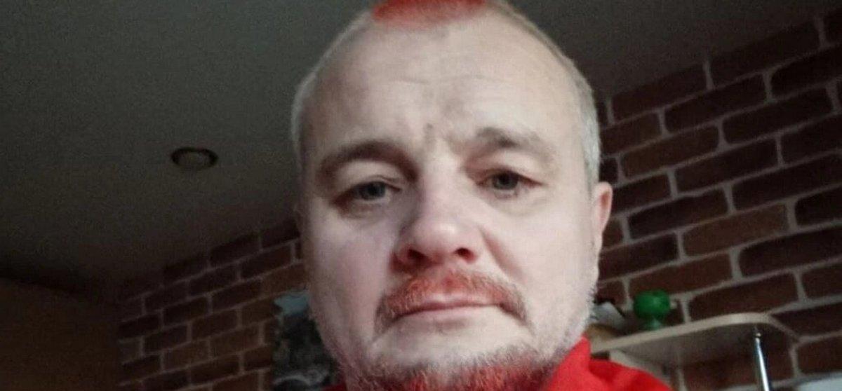 На брестчанина с бело-красно-белой прической завели уголовное дело