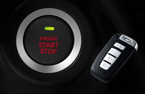 Современные кнопки старт-стоп для авто