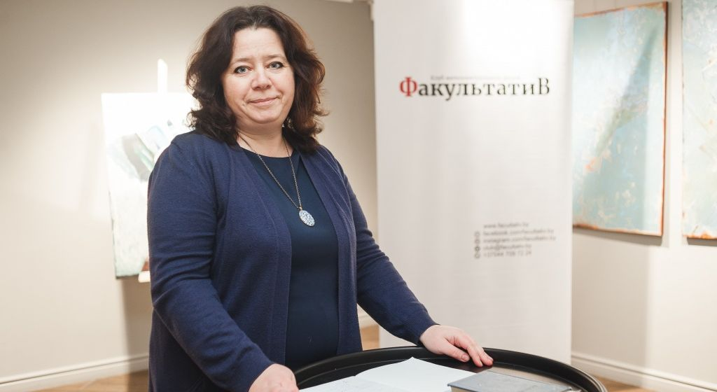 Знакамітая настаўніца Ганна Севярынец завітае на беларускамоўныя анлайн-курсы «Мова Нанова» ў Баранавічах
