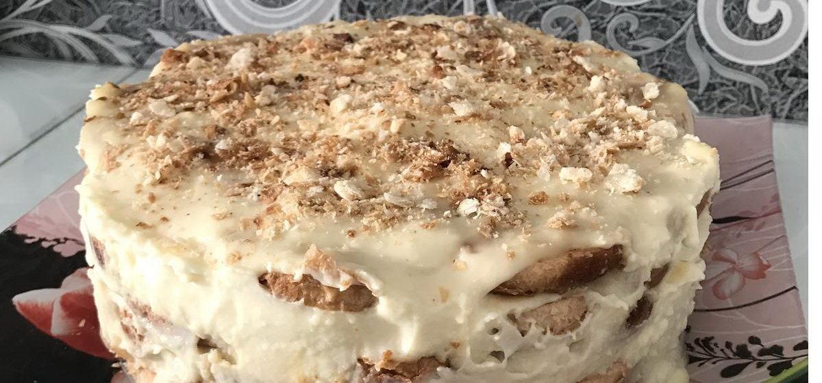 Вкусно и просто. Торт «Ленивый Наполеон»