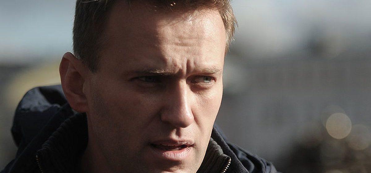 Алексея Навального приговорили к 3,5 годам колонии