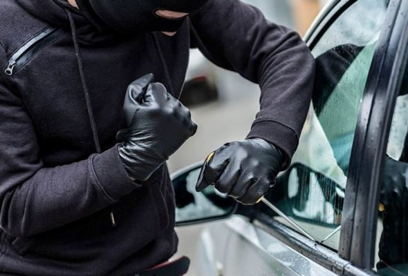 Самые угоняемые марки машин в России в 2020 году