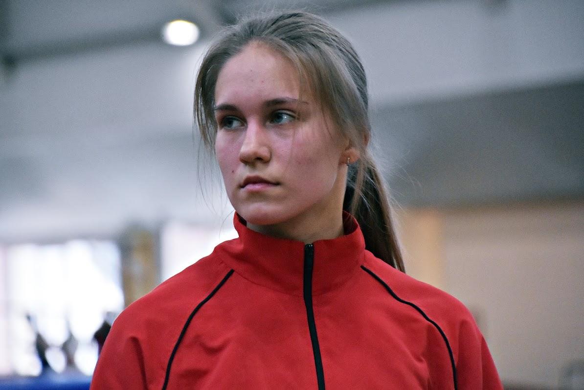 Анастасия Афиногенова.