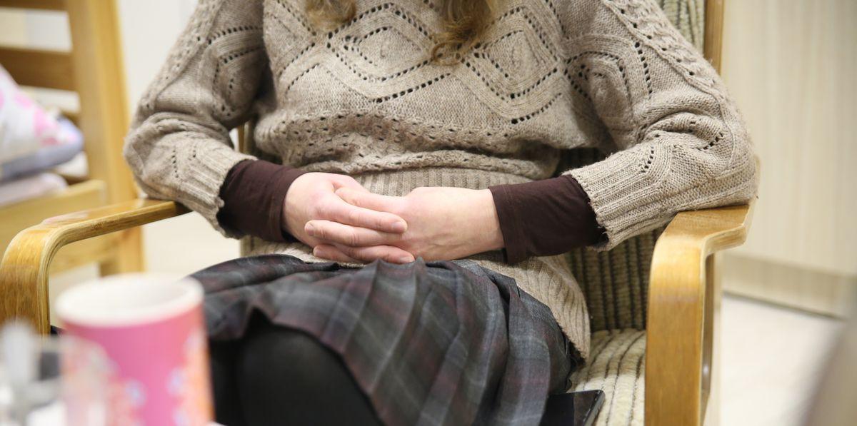 Елена пробыла в Доме ночного пребывания 10 месяцев. Фото: Никита ПЕТРОВСКИЙ