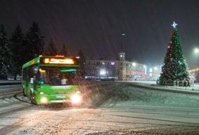 Автопарк скорректирует расписание движения одного из городских автобусов и маршрутки