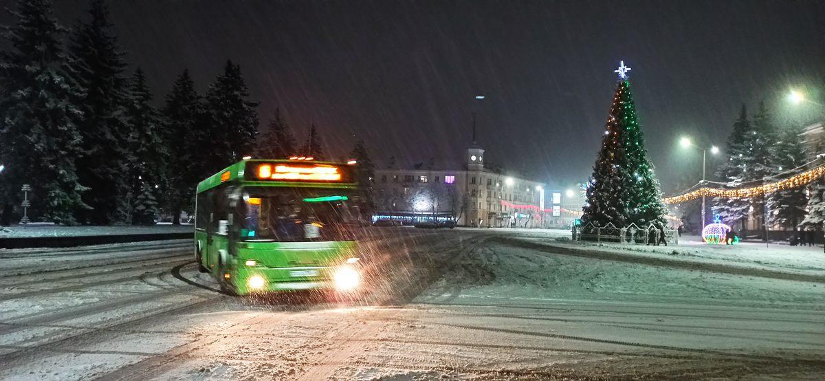 Автопарк с 1 февраля скорректирует расписание движения одного из городских автобусов и маршрутки
