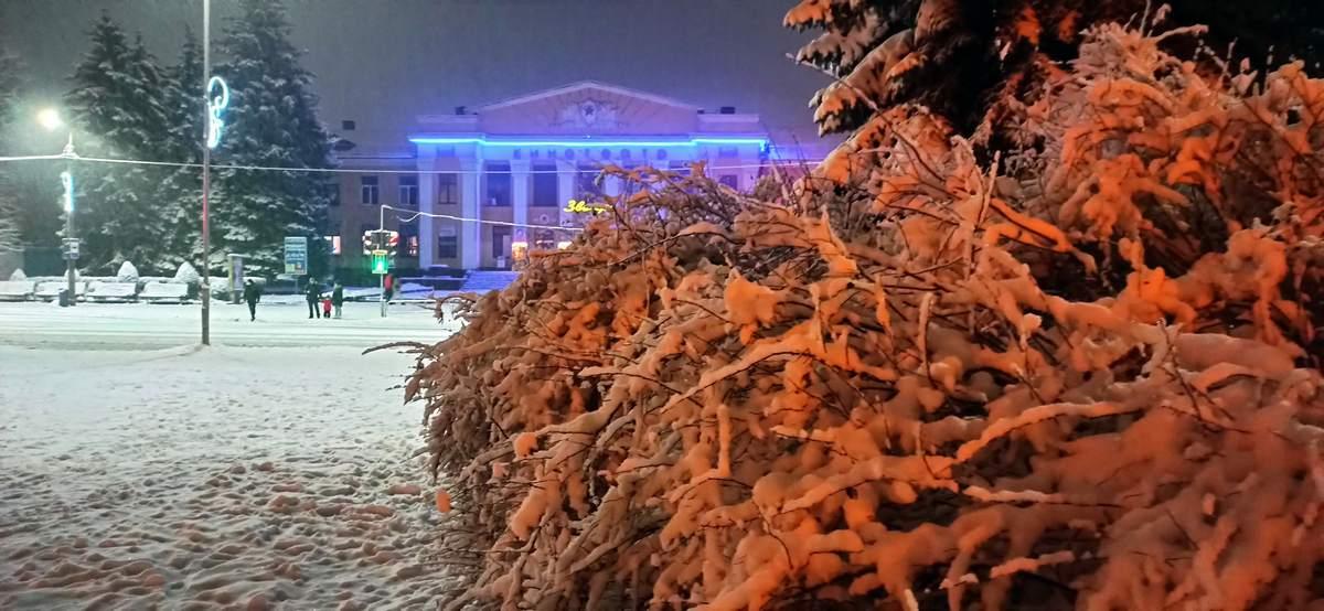 Ждать ли снегопадов в Барановичах 9 января?