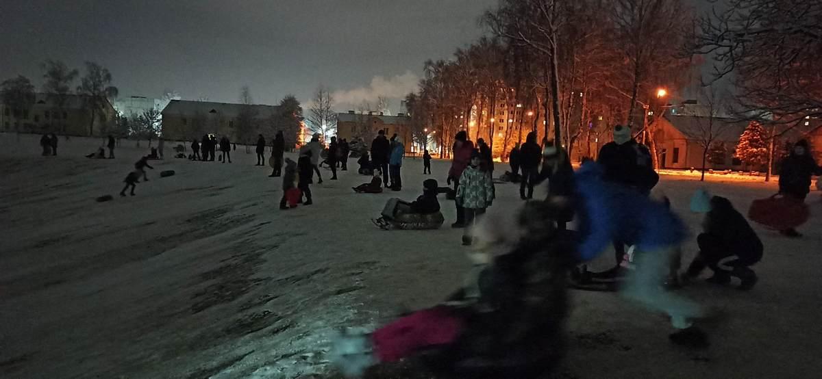 Еще холоднее! Погода в Барановичах 17 января