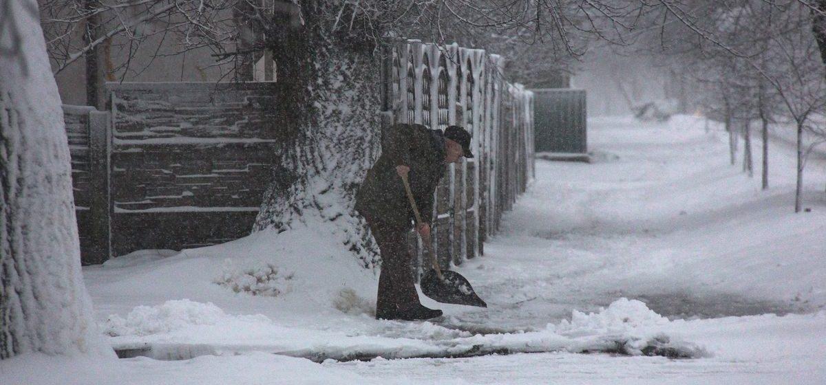 Мнение: хватило нормальной зимы для того, чтобы вся система опять легла