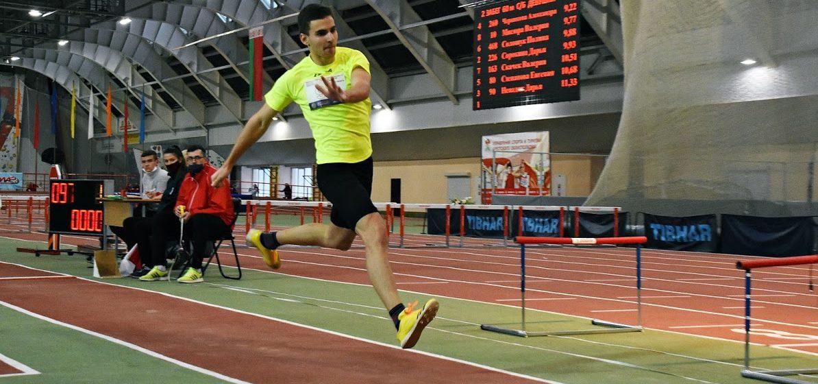 Сколько наград привезли барановичские легкоатлеты до 16 лет со Спартакиады Беларуси среди профильных школ?