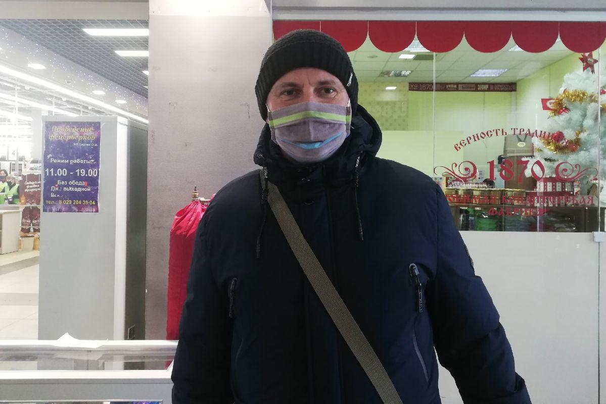Алексей назвал правильно имя и фамилию президента США. Фото: Кристина СОБИНСКАЯ