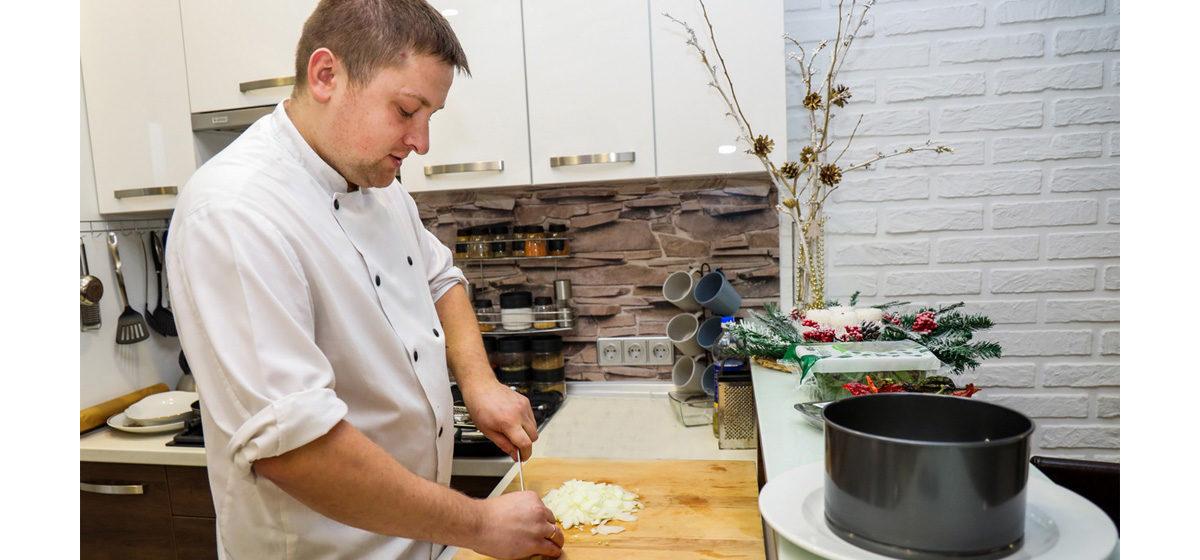 Оригинальный рецепт сельди под шубой от шеф-повара Виталия Белявского