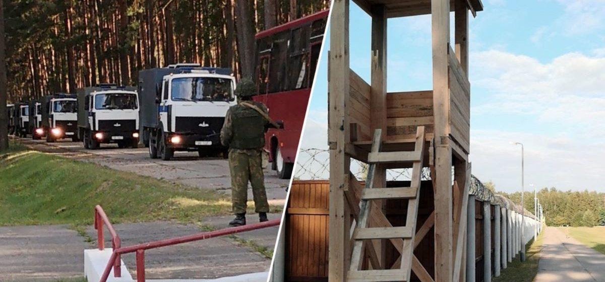 Новости. Главное за 26 января: В Беларусь пришел циклон «Ларc», и подробности строительства лагеря для протестующих