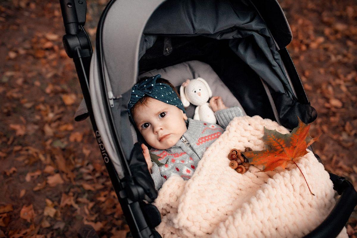 Маленькая София. Фото предоставлено Юлией Жагунь