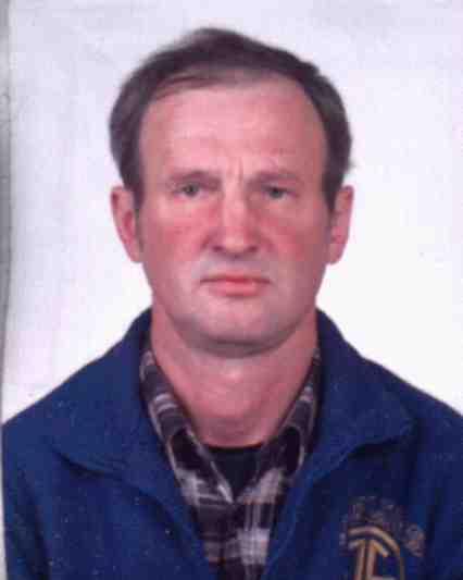 Николай Машей. Фото: ГОВД Барановичей