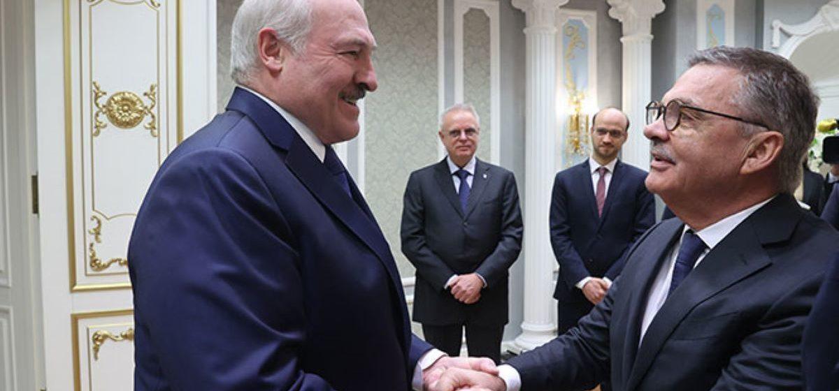 Белорусские власти опубликовали заявление после встречи с главой Международной федерации хоккея