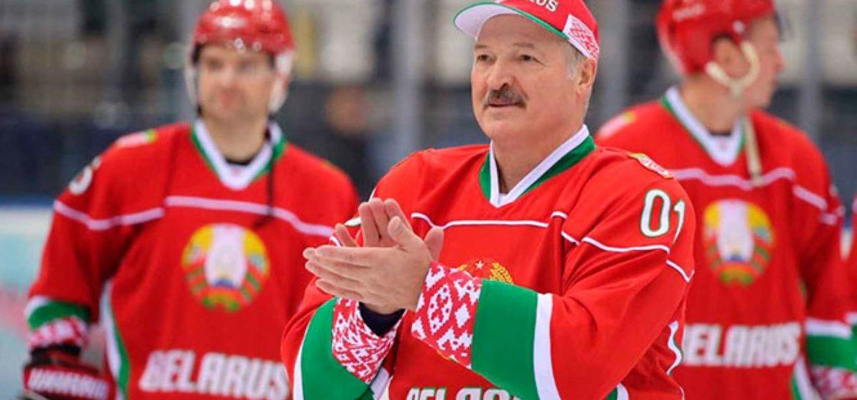 «Мы особо не паримся». Лукашенко прокомментировал возможный перенос ЧМ по хоккею из Минска