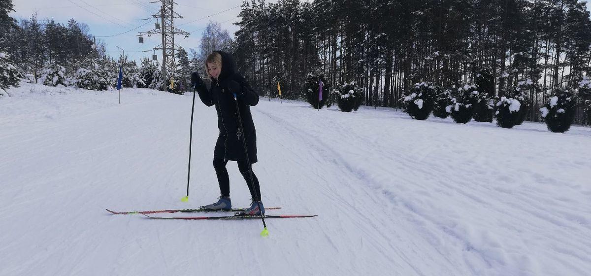 Почему вход на лыжероллерную трассу в Барановичах платный, а в Минске – бесплатный?