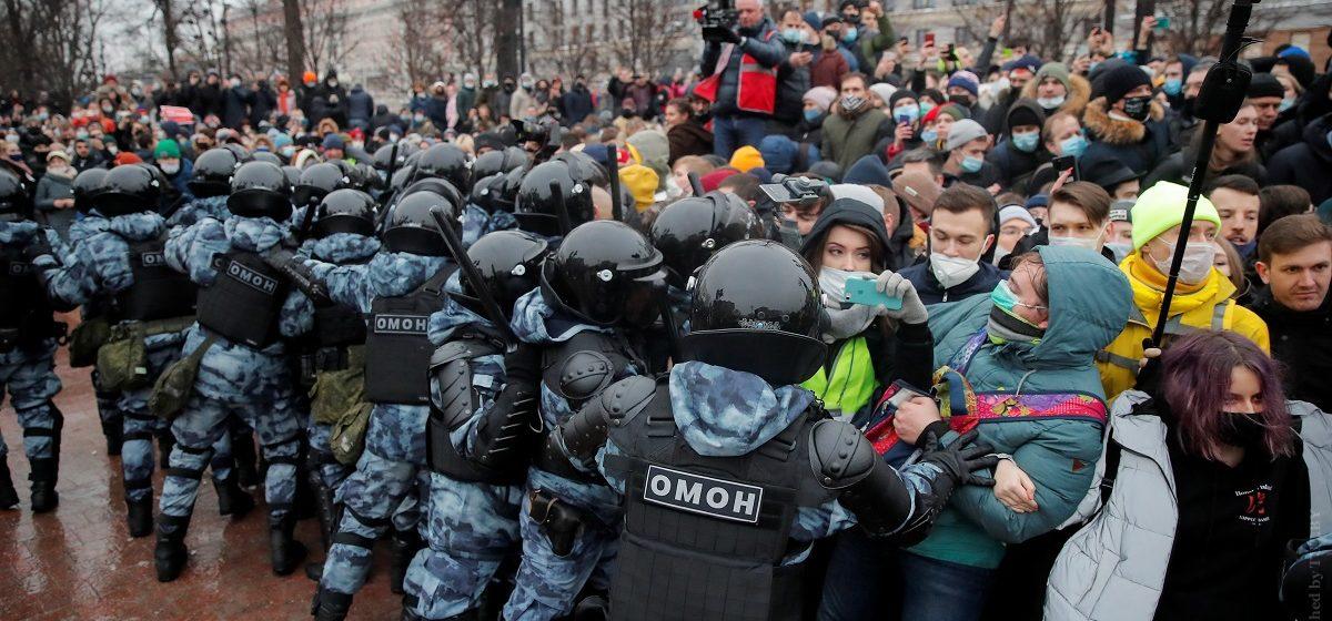 Экс-журналист президентского пула: Сотрудники Фрунзенского РУВД сказали, что с нетерпением ждут, когда Беларусь войдёт в состав России