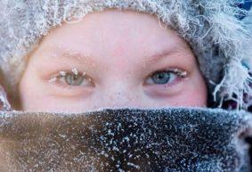 Как сильные морозы отразились на посещаемости школ в Барановичах