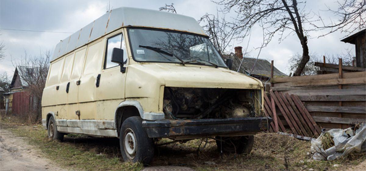 Как снять с учета и куда потом сдать старый автомобиль в Барановичах