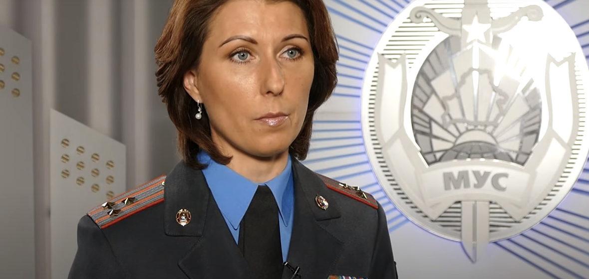 Мужчине присудили два года домашней химии за оскорбление пресс-секретаря МВД Чемодановой и обязали выплатить ей 5000 рублей