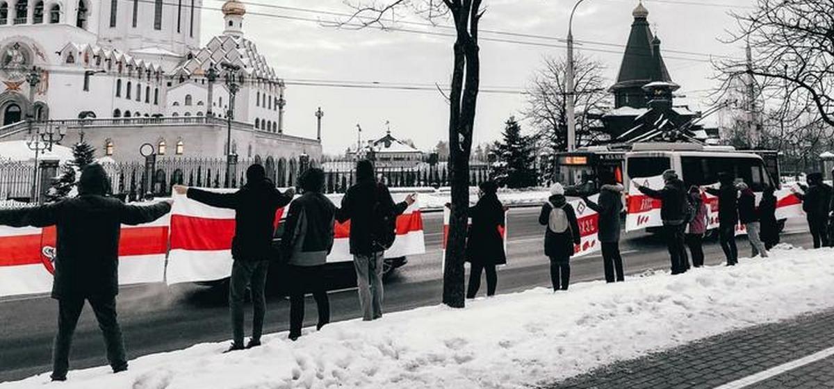 Военная техника с самого утра. Что происходит 23 января в Беларуси