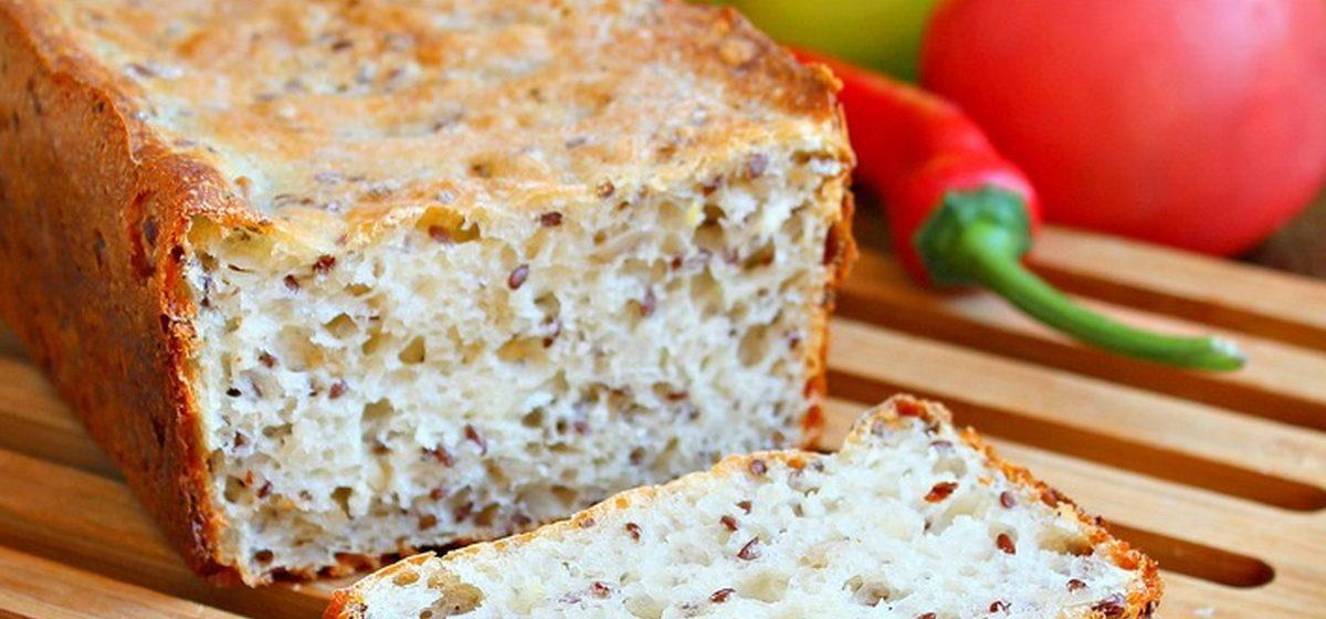 Вкусно и просто. Шведский ночной хлеб без замеса