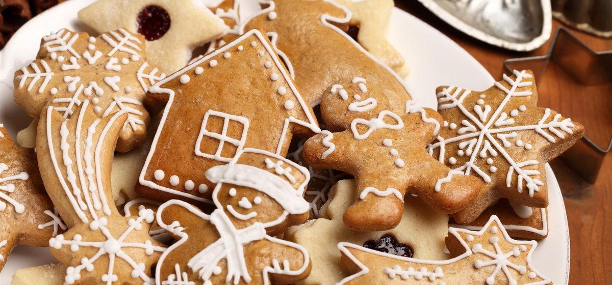 Вкусно и просто. Печенье «К Рождеству»