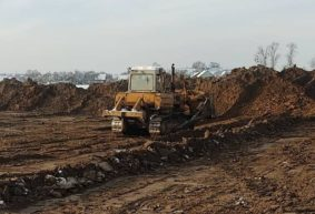 Новый микрорайон начинают строить в Барановичах