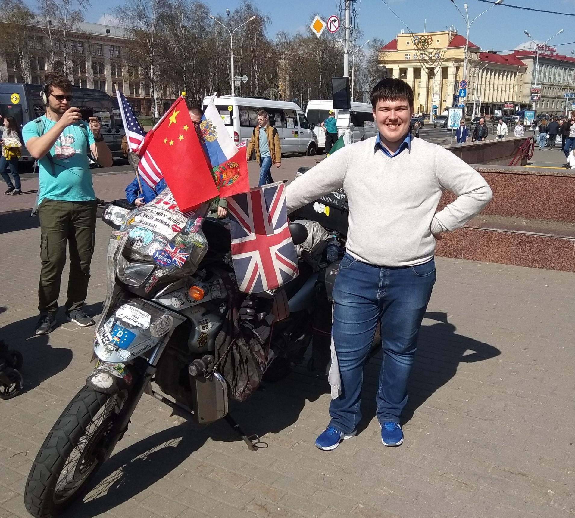 Кирилл Стаценко, фото с сайта NNNN
